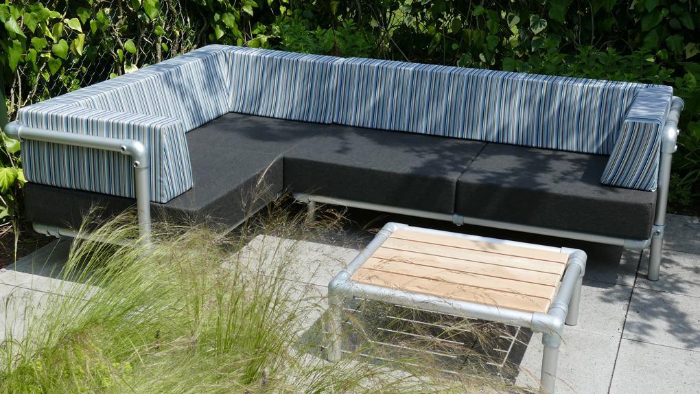 steigerbuizen lounge hoekbank voor buiten